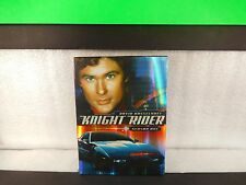 Knight Rider - Season 1  (4-Disc Set )  on dvd new sealed