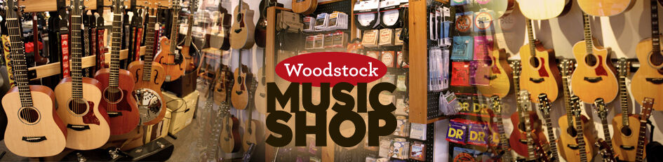 The Woodstock Music Shop
