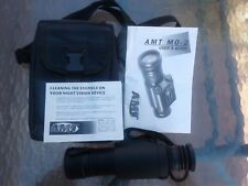 AMT Model MO2 Ist Gen Night Vision Used Excellent Condition with Carry Case!!