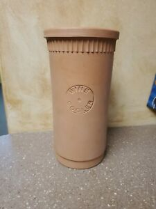 Terra Cotta Clay Wine Cooler Made In Italy Appears unused
