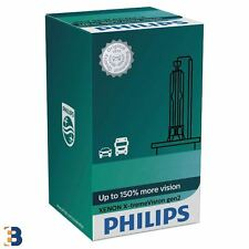 D4S Philips Xtreme Vision hasta 150% más Ver Bombillas Xenón 42402XV2C1 Single