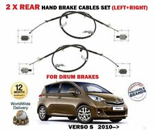 Brake Cable Handbrake Right for TOYOTA VERSO 2.0 09-on 1AD-FTV D-4D MPV FL