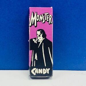 Universal Monsters vtg candy world candies box toy prize Dracula vampire Legosi