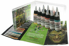 Com-Art Creature Paint Kit - Airbrush Acrylics For Your Monsters