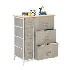 7 Drawer Dresser Storage Organizer Unit Side Table Dresser Cabinet Closet Shelf