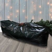 Large Zip Up Christmas Tree Decorations Storage Bag Store Upto 9ft Xmas Trees