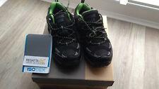 Neue Regatta Kids Wander Schuhe Gr. 31 Junge Black ISOTEX