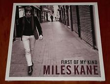 """MILES KANE FIRST OF MY KIND 10"""" VINYL EP *RARE* COLUMBIA UK RSD 2012 LIMITED New"""