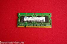 SAMSUNG  512MB  PC2-5300s DDR2 533MHz 667 Mhz SODIMM 200-pin Laptop Memory RAM