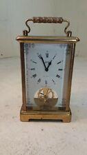 Vintage 8 día Carro Reloj