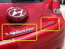 Trunk Lid Veloster + GDi emblem for 2012 2013 2014 2015 2016 Hyundai Veloster