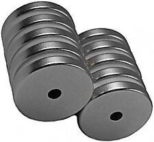"3/4"" x 1/8"" x 1/8"" Rings - Neodymium Rare Earth Magnet, Grade N48"