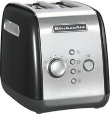 KitchenAid 5KMT221 2-Scheiben-Toaster, 1100W - Onyx Schwarz