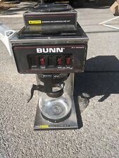 Excellent Bunn Commercial Coffee Maker S Series Triple Warmer