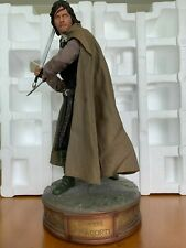 Lotr Sideshow Weta Lord of the Rings Aragorn Exclusive Premium Statue 574 of 850