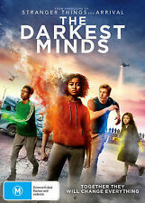 The Darkest Minds - From producers of Stranger Things - New & Sealed (D233)