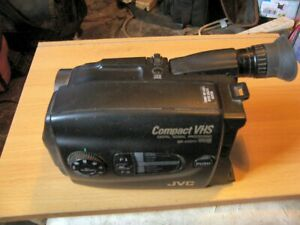 JVC GR-AX600 VHS-C Camcorder , tested working