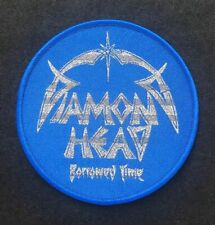 "Diamond Head ""Borrowed Time"" Patch blitzkrieg-judas priest-grim reaper-saxon-dio"