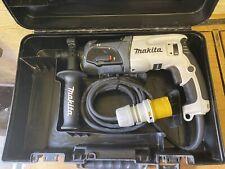 Makita HR2470 White No Reserve Corded  SDS Hammer  Drill 110V