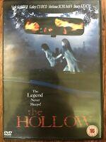 The Hollow DVD 2004 Cult Sleepy Horror Film W/ Kaylee Cuoco + Stacy Keach