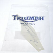 TRIUMPH TROPHY OEM RIGHT HAND FAIRING DECAL T2302311