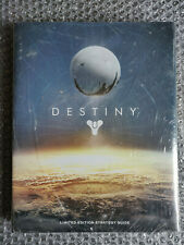 Destiny Limited Collectors Guide Hardback English - Official