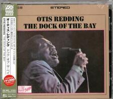 OTIS REDDING The Dock Of The Bay NEW & SEALED CLASSIC 60s SOUL CD (WARNER)