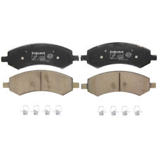 Disc Brake Pad Set Front Federated D1084C