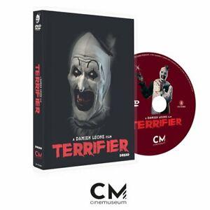 Terrifier - Damien Leone [Cinemuseum] (DVD) Nuovo -  AUDIO ITALIANO