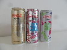 lattine Coca Cola can Light serie TRUSSARDI,nuova.