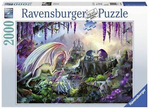 Ravensburger - Dragon Valley 2000pc - Jigsaw Puzzle
