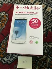 Samsung Galaxy S III SGH-T999 - 16GB - Marble White (T-Mobile) Smartphone (8)