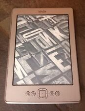 """*** Amazon Kindle 6"""" E Ink Display 2GB, Wi-Fi *** supplied with a FREE case ***"""
