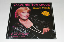 CLAUDE VALADE Garde-Moi Ton Amour LP NEW SEALED Trans-Canada Disques DC-1700