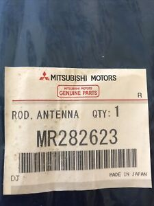 Genuine Mitsubishi Power Antenna Mast  - 3000GT OEM Brand New! Guaranteed Fit!