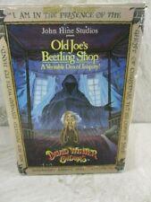 David Winter Cottages John Hine Studios Old Joes Beetling Shop With Box 1993