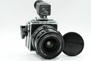 Hasselblad 905SWC Super Wide Camera Chrome 905 SWC w/Finder #028