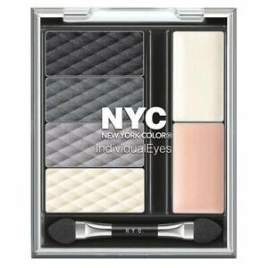 NYC Individual Eyes Compact Choose Your Shade New Sealed 0.57 Oz