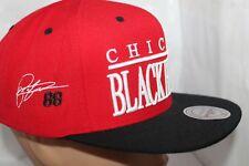 Chicago Blackhawks Mitchell   Ness NHL Top Shelf Snapback 6600cc372aa8