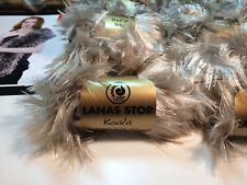 LANA STOP Koala couleur: 708 Luxe Laine 50gr 99,80 €//kg 1 St fil fourrure laine
