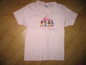 """T-shirt fille avec motif """"Mont St Michel"""" - 4 ans"""