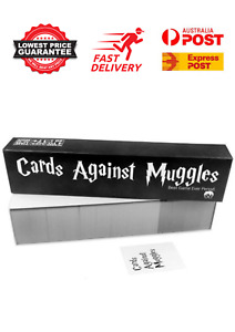 Cards Against Muggles Harry Potter Edition Party Game Main Game