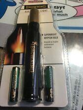 Browning AAA full metal bullet shaped flashlight new