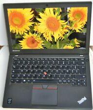 Lenovo Thinkpad X250 I5-5300U 8Go SSD256Go Windows 10 Pro