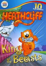 Heathcliff - King of the Beasts (DVD, 2012) 10 episodes   NEW