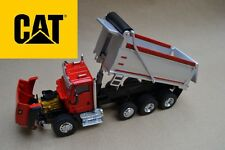NORSCOT 1/50 CATERPILLAR CAMION CAT CT660 DUMPER Rouge ref 55502