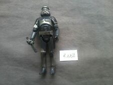STAR WARS SHADOW STORMTROOPER AVEC ARME - FORCE UNLEASHED - ANNEE 2003 R 1152