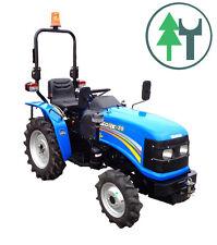 Traktor Schlepper SOLIS 20 20 PS mit Allrad und fertigem KFZ Brief Kleintraktor