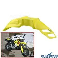 Front Fender ABS Plastic EVO Dirt Bikes Mudguard For Suzuki DRZ400E DR400 Yellow