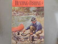 JULY 1937 HUNTING & FISHING MAGAZINE